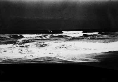 Daido Moriyama, 'The Sea'