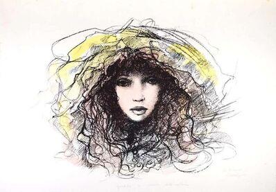 Bruno Emiro Callegari, 'Face of Woman', 1980s