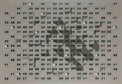 Evol, 'Blockprint 02', 2010