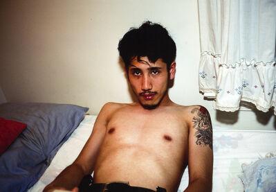 Nan Goldin, 'Kee in bed, East Hampton, New York', 1988
