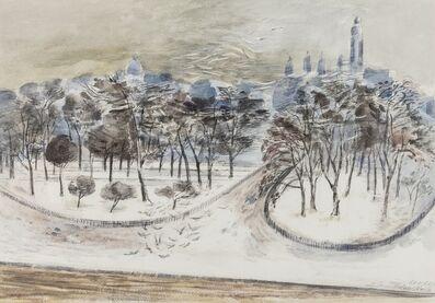 Paul Nash, 'London-Winter Landcape', 1940