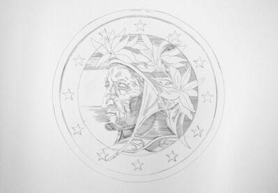Ergin Cavusoglu, 'BOUCHE-ÉVIER (DRAIN STOPPER - 2 EURO)'