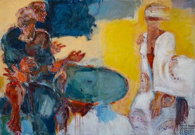 Bernard Guillot, 'SUZANNE ET LES VIEILLARDS ', 2020