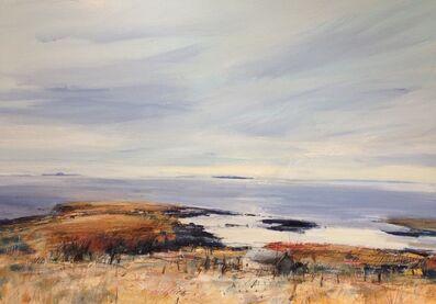 Sarah Carrington, 'Staffa & the Treshnish Isles, from Mull', 2015
