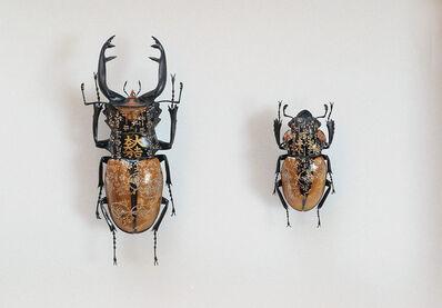 Akihiro Higuchi, 'MITATE - Urushi (K0119)', 2019