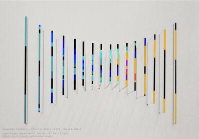Rivas & Wloch, 'Expanded Geometry ', 2021
