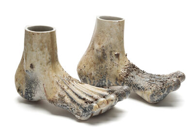 Eric Nelsen, 'FOOT VESSELS', 2017
