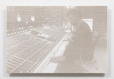 Xavier Veilhan, 'Studio (Philippe Zdar)n°2', 2015