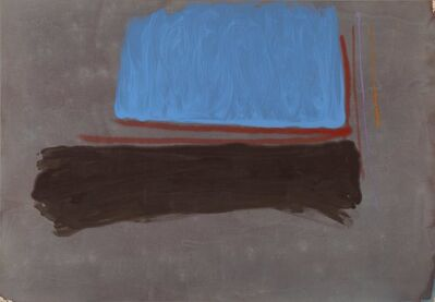 Dan Christensen, 'Asante', 1980