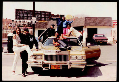 Jamel Shabazz, 'Tony Rome and Crew, NYC', 1982