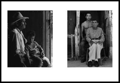 Robert Kalman, 'Juan and his great grandson, Elgin'