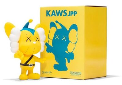 KAWS, 'JPP (Yellow)', 2008