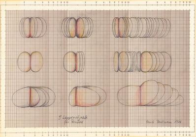 Renate Bertlmann, '9 Lappenobjekte für Reinhold (9 Lobe objects for Reinhold)', 1976