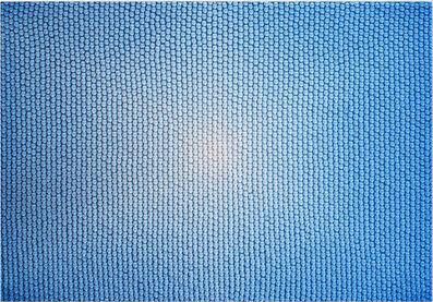 Kevin Champeny, '50 Shades - My Blue Heaven', 2019