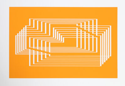 Josef Albers, 'Portfolio 1, Folder 31, Image 2', 1972