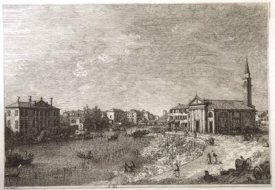 Canaletto, 'Al Dolo', 1735-1744