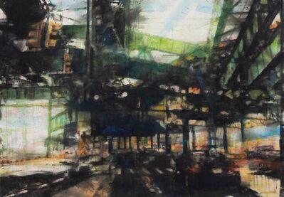 "Norbert Waysberg, '""Promenade Matinale""', 2015"