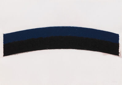 Ellsworth Kelly, 'Colored Paper Image III', 1976