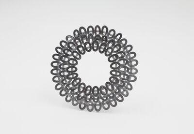 Elisa Bongfeldt, 'Oval Link Brooch'