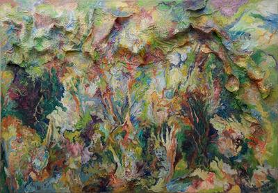 Bernard Schultze, 'Wie Natur, Wuchernd', 1989