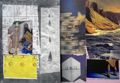 Michael Byron, 'Lamp & Coins', 2020