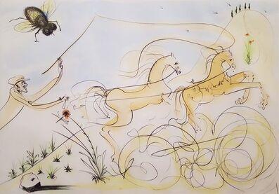 Salvador Dalí, 'Le Coche et le Mouche (The coach and the fly)', 1974