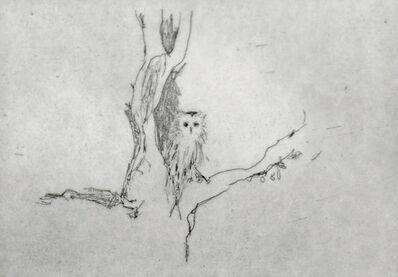 Tracey Emin, 'Little Owl - Self Portrait', 2005