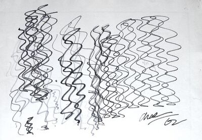Rasheed Araeen, 'Untitled B', 1962
