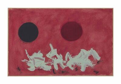 Adolph Gottlieb, 'Red Ground'