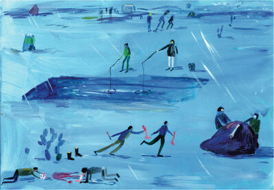 Robert Nicol, 'Ice Fishing', 2012