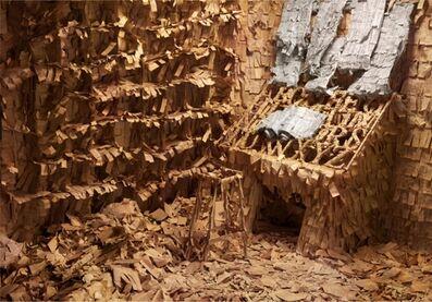 Pablo Lehmann, 'La casa del escriba (El escritorio)', 2010
