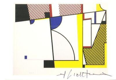 Roy Lichtenstein, 'Bull Profile Series: Bull V, Hand Signed (from the Estate of UACC President Cordelia Platt)', ca. 1985