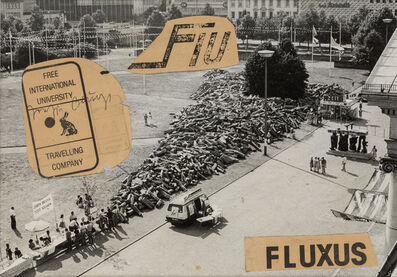 Joseph Beuys, 'Fluxus (7,000 Oaks)', ca. 1982