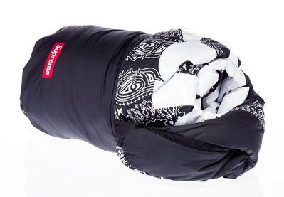 Supreme X The North Face, 'Dolomite Bandana Sleeping Bag (Black)', 2014