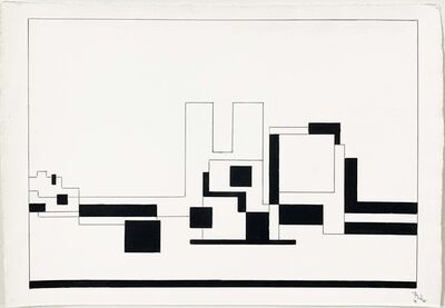 Thilo Maatsch, 'Komposition', 1978