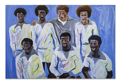 Marcus Brutus, 'WBA Black Team', 2019