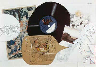 Saul Steinberg, 'Table with Tango', 1964-1965