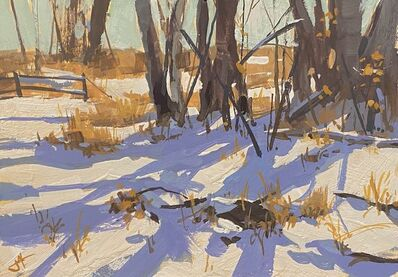 Judd Mercer, 'Snow Shadows', 2021