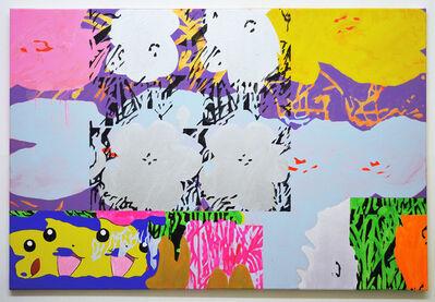 Michael Pybus, 'Glitch Painting (2)', 2016