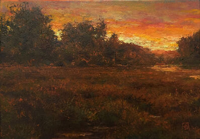 Shawn Krueger, 'Broad Marsh', 2020