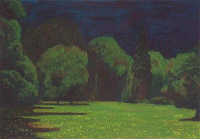 Martin Jacobson, 'Dandelions, storm', 2013