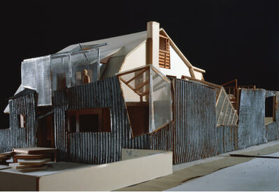 Frank Gehry, 'Gehry Residence Model, Santa Monica, California', 1977, 1978, 1991, 1994