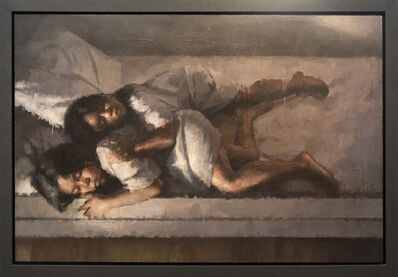 Daniel Hughes, 'Sleeping Girls', 2011