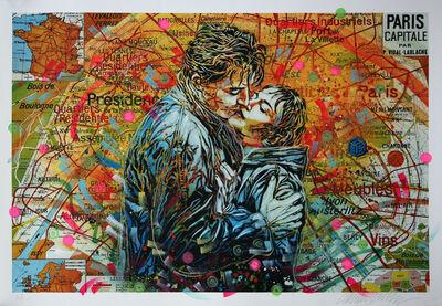 C215, 'Les Amoureux - Paris', 2020