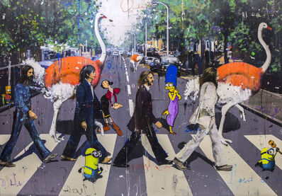 Angelo Accardi, 'Abbey Road', 2019