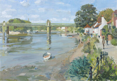 Nick Botting, 'Strand End, the last days of summer'
