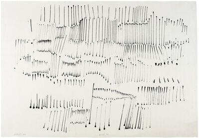 Heinz Mack, 'Notation', 1956