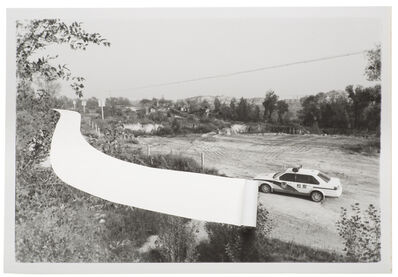 Cai Dongdong, 'Rolled Road', 2014