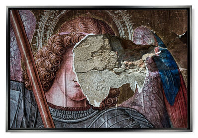 Massimo Porcelli, 'Angel, Venice', 2016