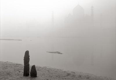 Kenro Izu, 'Agra #43', 2008-2011